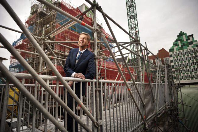 Eigen metselschool van HSB biedt Zaanse zij-instromers mooie toekomst in de bouw