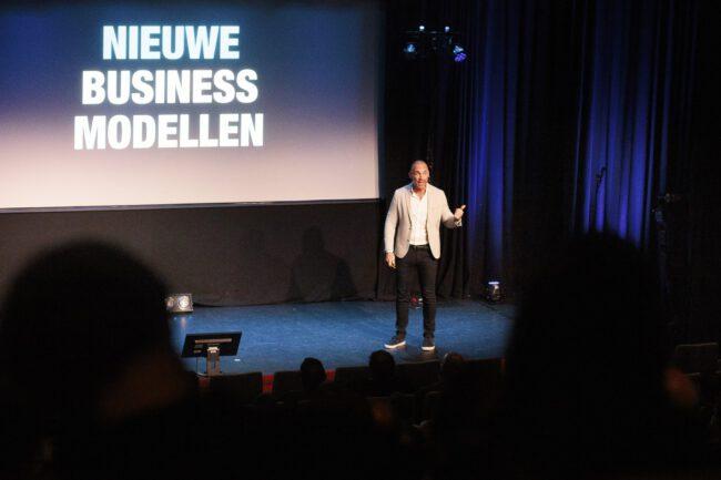 """HSB relatie-evenement in """"t Spant in Bussum."""